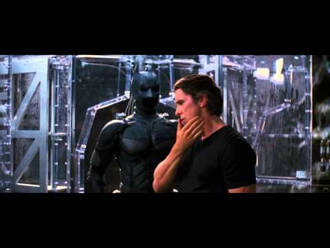 The Dark Knight Rises - Bruce getting back to the world