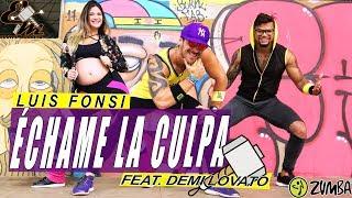 Video Échame la Culpa (Versión Zumba) - Luis Fonsi Ft. Demi Lovato - Coreografía Equipe Marreta MP3, 3GP, MP4, WEBM, AVI, FLV Januari 2018