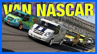 Coming back to Forza 6, we're remembering Forza 6 Limo Nascar and trying out Van Nascar for the first time! I hope you enjoy this Forza 6 Gameplay, if you did subscribe for more FM7 Gameplay, Tutorials, Drift Builds, Walkthrough and the FM7 Let's Play! Join the AR12 ARMY!!!! https://www.youtube.com/user/ar12gamingCheap Games: http://amzn.to/2fJiZw0How I record my gameplay: http://e.lga.to/ar12gamingLINKS:AR12 Racing Championship: https://ar12gaming.com/articles/racing-championshipForza Horizon 3 Gameplay: https://www.youtube.com/playlist?list=PL0TuFiczxh94JmogbJoXYvGaQq-ofM0ajAR12 STORE:https://store.ar12gaming.comSOCIAL LINKS:Website ► https://ar12gaming.com/Twitter ► https://twitter.com/Nick88STwitch ► http://www.twitch.tv/ar12gamingInstagram ► https://www.instagram.com/nickandy1/SONGS:https://soundcloud.com/joakimkarud