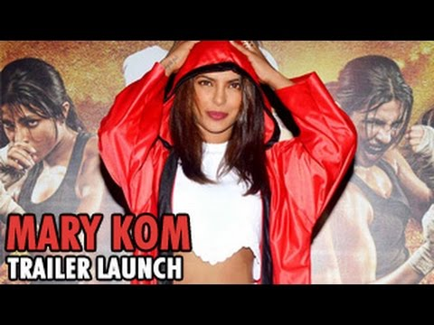 Mary - Mary Kom Official Trailer featuring Priyanka Chopra is finally out. Watch Mary Kom movie trailer – Launch NOW! Subscribe now to watch more of Bollywood Hangover Videos http://www.youtube.com/sub...