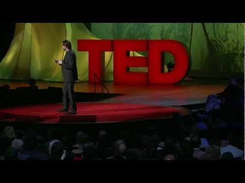 artists - http://www.ted.com How do you stage an international art show with work from 100 different artists? If you're Shea Hembrey, you invent all of the artists and...