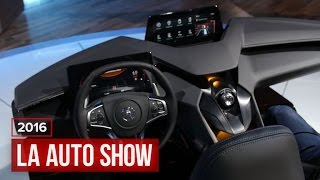 Going hands-on with Acura's Precision Cockpit Concept by Roadshow