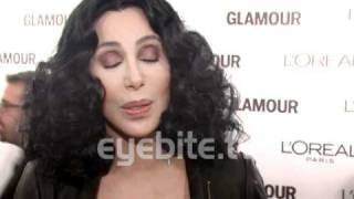 Cher At 20th Annual Glamour Women Of The Year Awards