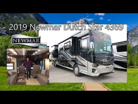 NEW 2019 Newmar Dutch Star 4369 | Mount Comfort RV