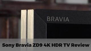 Download Lagu Sony Bravia ZD9 (KD-65ZD9) 4K HDR UHD TV Review Mp3