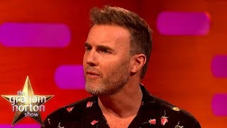 Gary Barlow Was Depressed After Take That Split   The Graham Norton Show