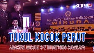 Video DIJAMIN PERUTMU SAKIT @KELAKUAN TUKUL ARWANA HADIRI ANAKNYA WISUDA MP3, 3GP, MP4, WEBM, AVI, FLV November 2018