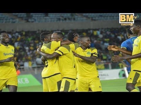 Highlight  Mechi ya  Yanga 2-0  Singida United