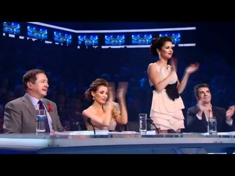 Rebecca Ferguson sings Amazing Grace – The X Factor Live Semi-Final (Full Version)