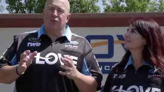 K-LOVE - Ice Bucket Challenge With Scott And Kelli