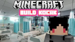 Video Minecraft Indonesia - Build Kocak (28) - Rumah Sakit! MP3, 3GP, MP4, WEBM, AVI, FLV Februari 2018
