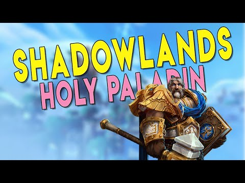 Should You Play HOLY PALADIN in Shadowlands? | World of Warcraft BETA