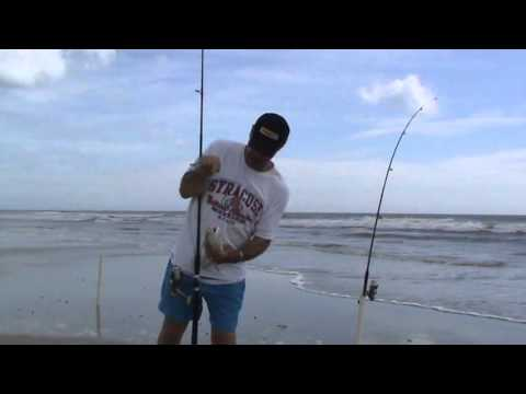 Lets Go Surf Fishing with Ron in FL – Apr 2013