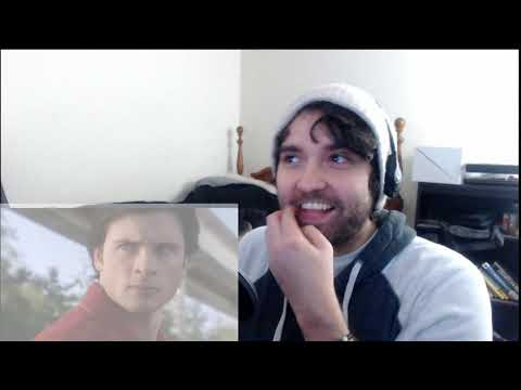 Smallville Season 8 Episode 11 Reaction