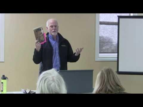 Half Moon Bay Ocean Shore Railroad History with Chris Hunter