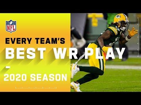 Every Team's Best Play by a WR | NFL 2020 Highlights