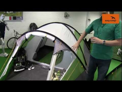 Відеоогляд палатки Easy Camp Phantom 400
