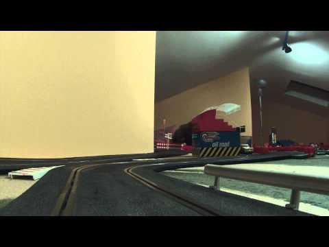 Slot Track GOPRO