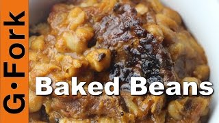 Wow Baked Beans Recipe W/ Maple Syrup - GardenFork.TV
