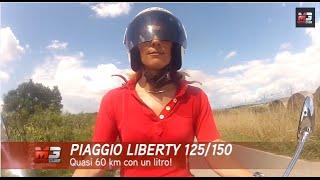 3. PIAGGIO LIBERTY 150 3V 2014 - TEST DRIVE