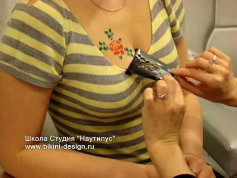 Посмотреть татуировки на лобке видео фото 458-570