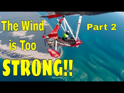 How to Fly from 10,000 feet without Engine. Wow the View!  Power-off Glide Back to the Runway pt2of2