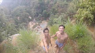 Pyin Oo Lwin Myanmar  city pictures gallery : Edge of Magical Waterfall! | Pyin Oo Lwin, Myanmar
