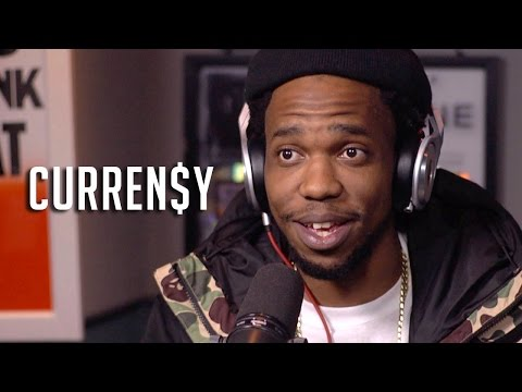 Curren$y Discusses Dame Dash Owing Him Money, His Worst High & More On Ebro In The Morning