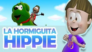 Biper y sus amigos  La Hormiguita Hippie  NUEVO
