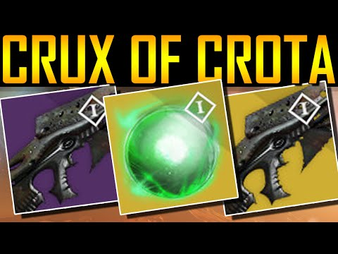 OF - Let's talk about the Crux of Crota. FOLLOW ME ON TWITTER: https://twitter.com/MoreConsole FOLLOW ME ON TWITCH: http://www.twitch.tv/moreconsole/profile FOLLOW ME ON FACEBOOK: ...