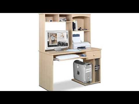 Video New  video for the Compact Desk With Hutch