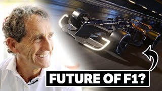 Matt speaks to four-time F1 world champion Alain Prost about what the future might hold for Formula 1 and what it can learn from the relatively new Formula E seriesSUBSCRIBE to WTF1 http://bit.ly/WTF1Subscribe----- Follow WTF1 -----Subscribe to WTF1: http://bit.ly/WTF1SubscribeOn our website: http://www.wtf1.comOn Facebook: http://www.facebook.com/wtf1officialOn Instagram: https://www.instagram.com/wtf1official/On Twitter: http://www.twitter.com/wtf1official----- Music by -----Song: LOWSELF - Silver CloudsWatch: https://youtu.be/lCGxw-b1PiITom Kent: http://www.tomkentmusic.co.ukYouTube: http://youtube.com/tomkentmusic