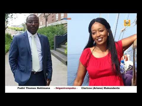 Padiri Thomas Nahimana ngo umukuru w'u Rwanda ntariho?!  Clarisse Mukundente aramuvuguruza