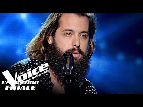 Robert Charlebois (Je reviendrai à Montréal) | Ryan Kennedy | The Voice France 2018 |...