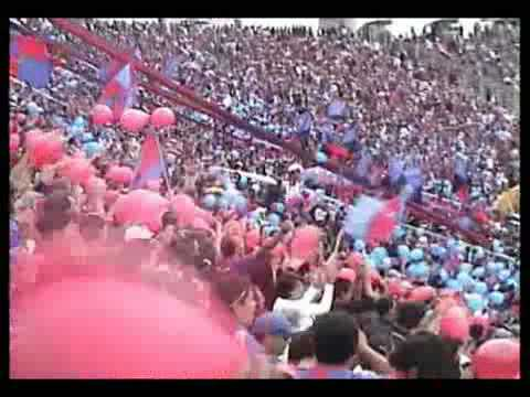 Y Dale Quito Dale..Oh Quito Corazoon..Vamo AKDeee..gol de Saritama..Que venga el Quito.. - Mafia Azul Grana - Deportivo Quito