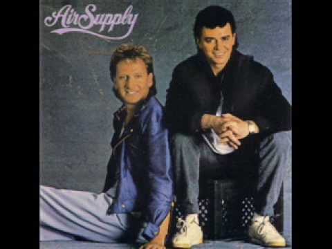 Tekst piosenki Air Supply - Great Pioneer po polsku
