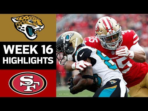 Video: Jaguars vs. 49ers | NFL Week 16 Game Highlights
