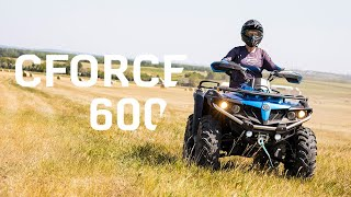 6. CFMOTO CFORCE 600 - Official Video