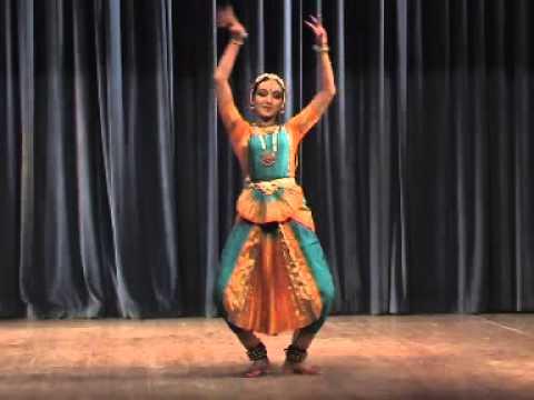 Bharatanatyam Recital- Thillana