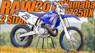 5. Raw 2 Stroke 2019 Yamaha YZ250X - Dirt Bike Magazine
