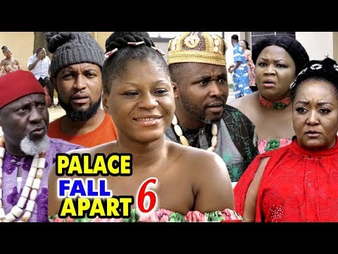PALACE FALL APART SEASON 6 - (New Movie) 2020 Latest Nigerian Nollywood Movie Full HD