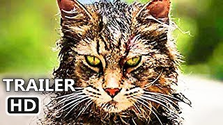PET SEMATARY Official Trailer (2019) Stephen King Movie HD