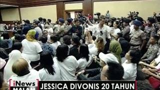 Video Jessica divonis 20 tahun penjara, kuasa hukum ajukan banding - iNews Malam 27/10 MP3, 3GP, MP4, WEBM, AVI, FLV November 2018