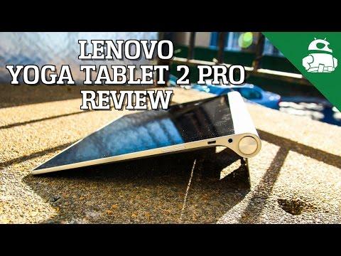 Lenovo Yoga Tablet 2 Pro Review!