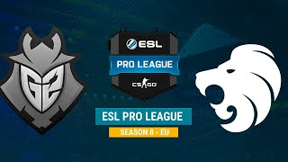 North vs G2 - ESL Pro League S8 EU - bo1 - de_Nuke [CrystalMay, Gromjkeee]