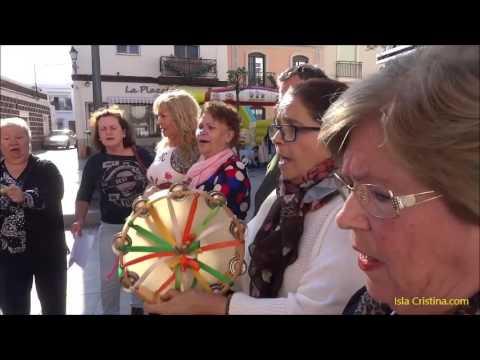 Coro de Campanilleros del Centro de Día de Personas Mayores de Isla Cristina
