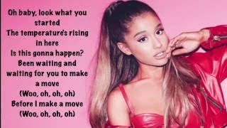Ariana Grande - Into You (Official Lyrics) Video