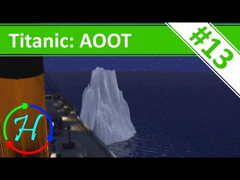 ICEBERG AHEAD! - Titanic starts sinking... - Ep.13 - Titanic: Adventure Out Of Time - Nostalgia Trip
