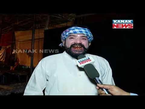 Exclusive Interview With Jatra Actor Mahendra Das( Viku Seth)