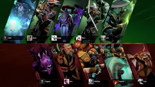 Galaxy Battles || Team Secret vs Penta Sports || bo3 || map 3 || by Zais & DD